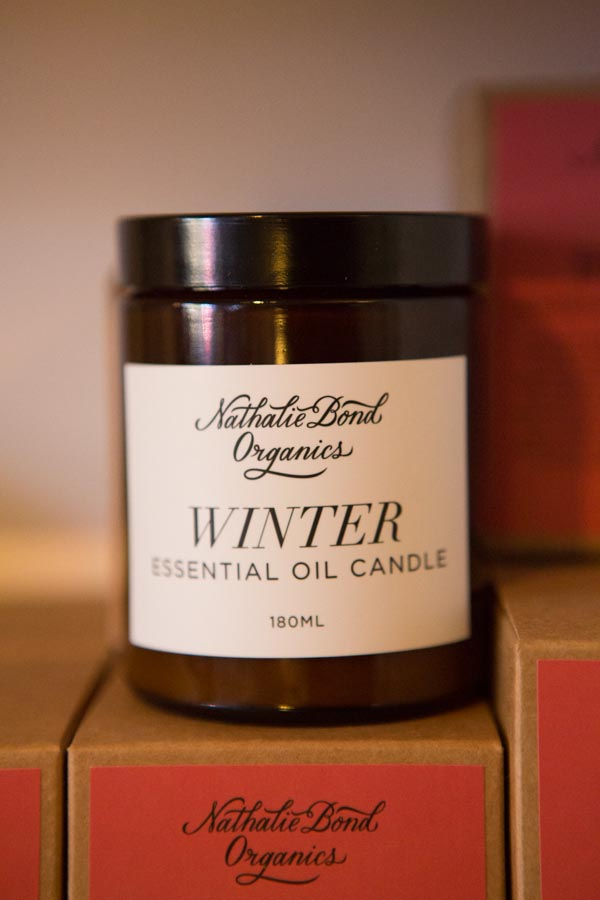 Winter – Essential oil candle