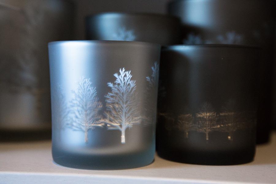 Tree candleholder